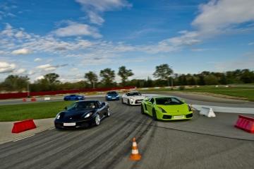 SUPERCARS EXPERIENCE